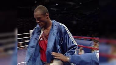 La victoria de Félix Savón en Sídney 2000