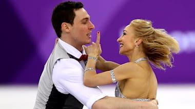 La confiance est la clé pour le mari d'Aljona Savchenko