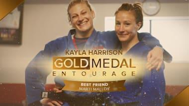 Compagne di stanza: Kayla Harrison e Marti Malloy
