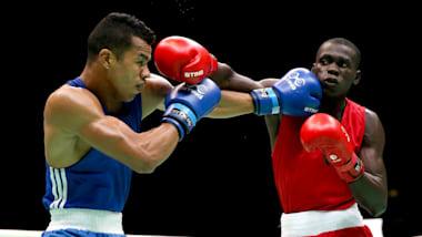 競技ガイド:ボクシングの基本