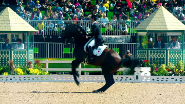 Dressage | FEI Eventing Nations Cup - The Plains