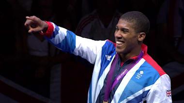 アンソニー・ジョシュア:オリンピック金メダルへの道