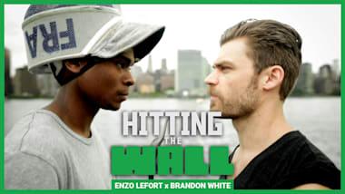 Il Buff Dude @Brandon_Myles supererà la lezione di scherma con Enzo Lefort?