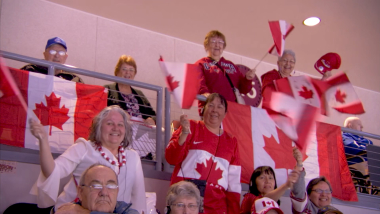Canadians go curling crazy