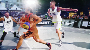 WATCH... FIBA 3x3 World Tour Masters 7 - Hyderabad, India