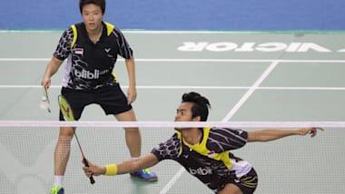 準決勝   VICTOR中国オープン - 常州