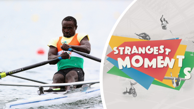 Issaka rowing adventure captures the imagination at London 2012