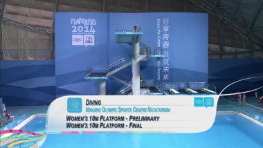 Final - Women's 10m Platform - Diving | 2014 YOG Nanjing