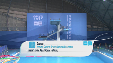 Final - Men's 10m Platform - Diving | 2014 YOG Nanjing