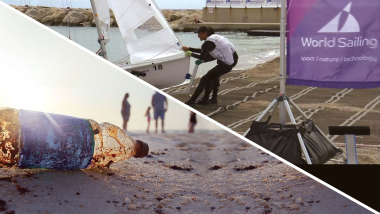 الاتحاد الدولي للابحار يقضي على استخدام البلاستيك