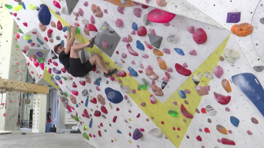 How scaling the heights in climbing helps with Esports - Meet Jake Lyon