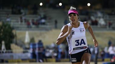 Finales femeninas   Campeonato Mundial de la UIPM - Ciudad de México