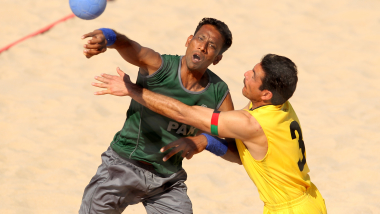 Everything you need to know about beach handball at the Youth Olympic Games