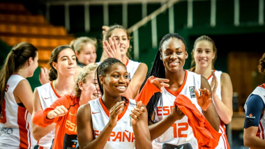 결승 | FIBA U16 여자 유럽 챔피언십 - 카우나스