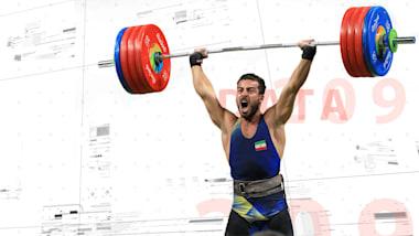 Die Technologie hinter dem Gewichtheben-Training
