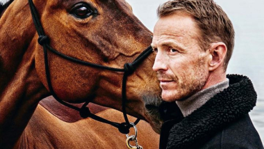 Peder Fredricson: Not your average equestrian