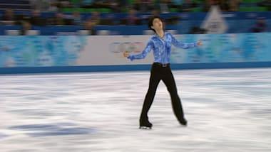 Yuzuru Hanyu (JPN)| Men's Figure Skating - Sochi 2014 Replays