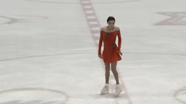 2018年秋季经典赛梅德韦杰娃自由滑集锦