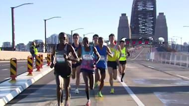 2018 Sidney Marathon Highlights