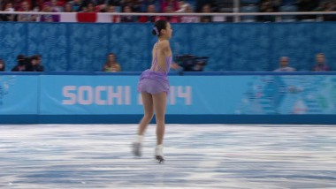 Mao Asada (JPN) | Women's Figure Skating - Sochi 2014 Replays