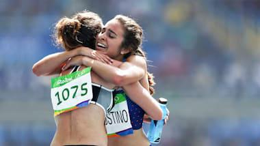 Marcando la diferencia - el espíritu humano prevalece en Río