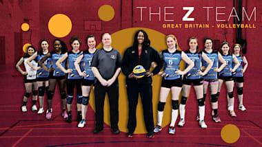 ¿Podrá esta exatleta olímpica cambiar la suerte de un equipo de voleibol?