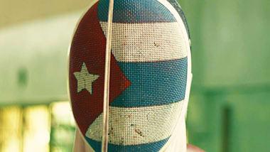 Radio Swords: Cuba's DIY fencing equipment