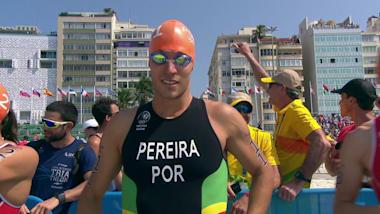 الترياثلون للرجال - البرتغال | ريو 2016