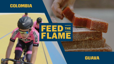 The Secret Energy Food Behind Colombia's Cycling Success