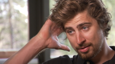 Sagan:' I've never been to a concert'