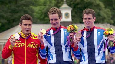 Men's Triathlon   London 2012 Replays