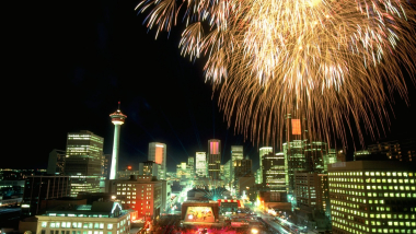 Calgary 1988 - Closing Ceremony