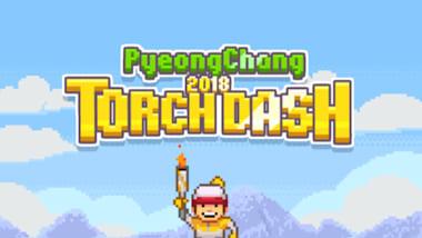Torch Dash PyeongChang 2018