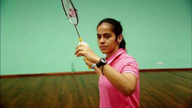 Saina Nehwal at age 19