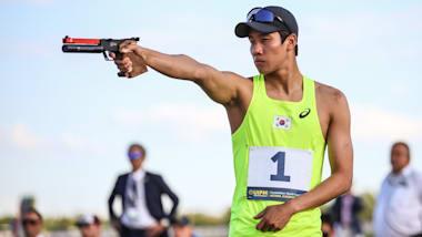 نهائي الرجال | بطولة العالم (UIPM) - مدينة مكسيكو