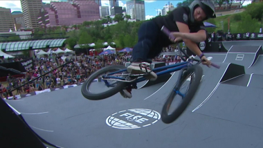 WATCH: BMX title won by 16-year-old