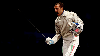 Aron Szilagyi: Inside the mind of a fencing star