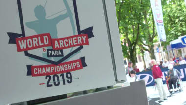 Highlights   Mondiali Para-Archery - 's-Hertogenbosch