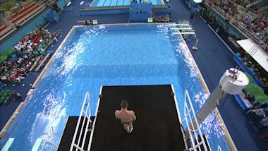 Diving: Men's 10m Platform Final | Rio 2016 Replays