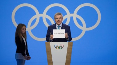 Milan–Cortina d'Ampezzo awarded Olympic Winter Games 2026