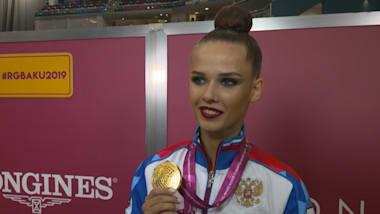 EXCLUSIVE - Ekaterina Selezneva: