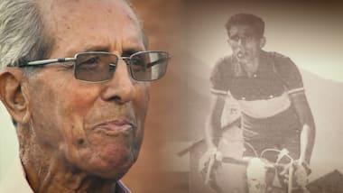 Bahamontes, de 90 anos, relembra façanhas no ciclismo