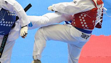 +68-74,+57-62,+67-73公斤决赛|跆拳道-夏季大运会-那不勒斯