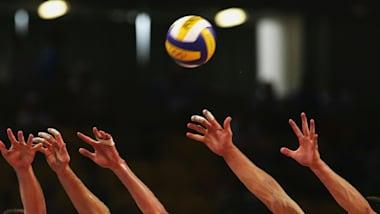 Herren Viertelfinale 3 | Volleyball - Sommer-Universiade - Neapel