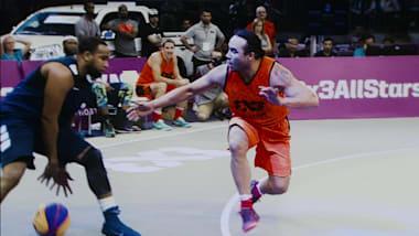 GUARDA... World Tour FIBA - Los Angeles