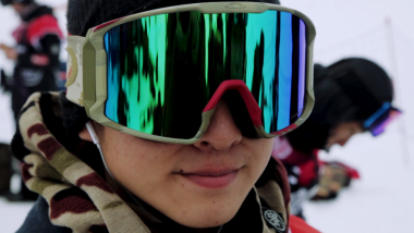 Is this snowboarding's next superstar? Meet Ayumu Hirano's younger brother