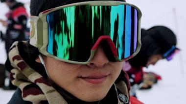 Le jeune frère d'Ayumu Hirano, prochaine superstar du snowboard ?