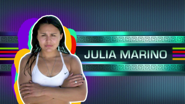 جوليا مارينو - الأولمبيون