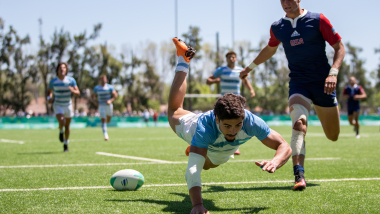 Pool Play - Day 3 - Rugby Sevens | Buenos Aires 2018 YOG