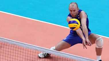 RUS - IRI | Torneo Qualificazione Olimpica Maschile FIVB - San Pietroburgo